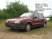 RENAULT 19 бензин хетчбек 1989г