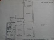 Продаётся 3-ёх комнатная квартира в 17м микрорайоне дом 12