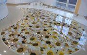 Наливные художественные и 3D полы в Жлобине, Рогачеве и Светлогорске